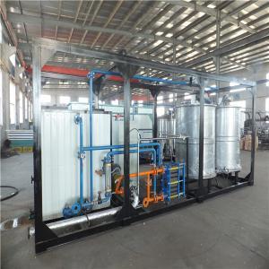 China Insulating Bitumen Pump Emulsion Bitumen Equipment wholesale