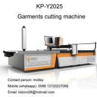 China Auto Gerber Cutter 2m Cloth Sample Cutting Machine For Ladies Fashion Dresses wholesale