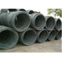 China ASTM AISI Wire Rod Steel Q195 / Q235 / SAE 1006/SAE 1008 5.5mm 6.5mm 8-14mm on sale