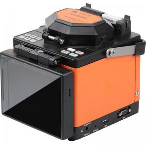China Auto , Half And Manual Fiber Optic Tools Fiber Optic Cable Single Fibre Splicing Machine wholesale