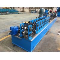 China High Speed Profile Angle Roll Forming Machine with notching 3mm wholesale