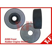 China Shock Absorber Natural Rubber Engine Mounts For Hyundai Excavator R200 Front wholesale