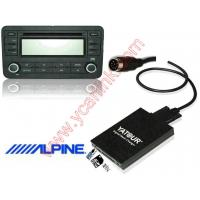 China Digital cd changer for Alpine M-bus(car USB adapter) wholesale