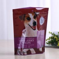 China Private label dog food packaging bag / Stand up zipper bag for animal food wholesale