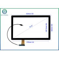 China 21.5 Custom Capacitive Touch Screen Overlay wholesale