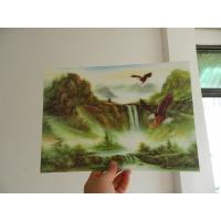 China OK3D plastic print 3d lenticular photo Artistic Photography art images-customized 3d lenticular image photo for wedding wholesale