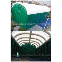 China Huge PVC Tarpaulin Sealed Inflatable Party Tent with Air Pumps wholesale