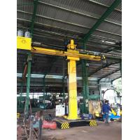 China CE Column And Boom Welding Manipulators With Electric Cross Slides Motorized Travel & Rotation wholesale