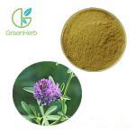 China Food and Medical Grade Alfalfa Extract Powder Health Benefits Alfalfa Extract wholesale