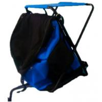 China folding chair with cooler bag,camping chair,climbing cooler backpack wholesale