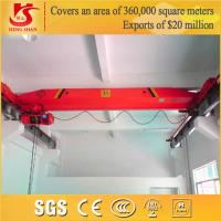 China Workstation Lifting Crane Electric Single Girder Crane wholesale