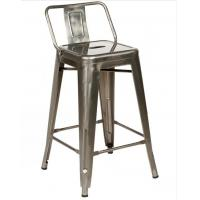 Quality Replica Ergonomic Xavier Pauchard Tolix Counter Stool with Back Rest for sale