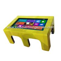 China 32 Inch Kindergarten Children Kids Colorful LCD IR Touch Screen Display Lego Store Windows Touch Screen Kiosk on sale