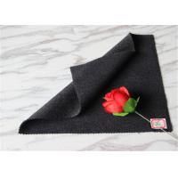 Velour 150CM Heavy Wool Fabric Comfortable Hand Feeling In Stock 20 W 80other