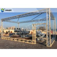 China Low energy Electronic 5D Theater System With Precise Position Control wholesale