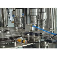 China CE Mineral Water Bottle Filling Machine SUS304 Fully Automatic Water Plant wholesale