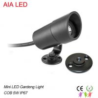 China With holder 24degree 1x3W DC12V IP67 outdoor LED spot light/ LED garden Light wholesale