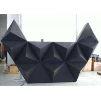 China FashionLED DJ Booth P5 LED Dj Screen Wonderful Light Effect For Club / Television wholesale