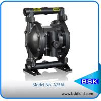 China Pneumatic Low Pressure Diaphragm Pump With Butterfly Valves wholesale