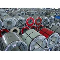 China Chromate Treatment Steel Plate Pipe SGC 570 With Mini / Big / Zero Spangle wholesale