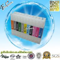 China 9 Colors 700ML Empty Refillable Ink Cartridge 7908 / 9908 with ARC Chip wholesale