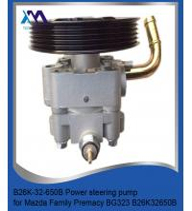 China Mazada  36p0453 5734 Power Steering Pump 21 - 5142 B26k32650b Aa1215142 wholesale