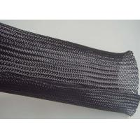 China Self Adhesive Velcro Cable Sleeve Polyester Nylon Material For Cables Wrap wholesale