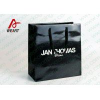 China Colored Paper Retail Shopping Bags Recycled  Feature Brand Printing wholesale
