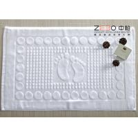 China Professional Hotel Floor Towels For Home / Spa Easy Maintenance wholesale