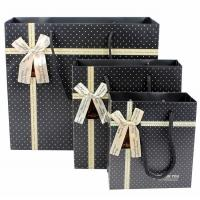 Buy cheap New promotion gift bag with logo gift bag with handle gift bag wholesale with from wholesalers