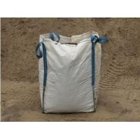 China 650kg Loading FIBC Jumbo Bags For Builiding Industrial Sand And Cement on sale