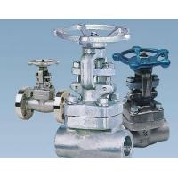 """China Wwf Welding Forged Steel Gate Valve S / W Wedge Type 1/4"""" - 2""""  For Gas Water wholesale"""
