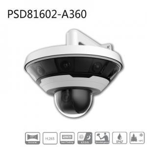 Quality 8x2MP Multi-Sensor Panoramic Network Camera+PTZ Camera for sale