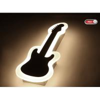 China Guitar Acrylic 1000lm inside LED wall light /indoor led wall lamp for amusement park wholesale