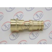 China CNC Turning High Precision Machining Parts Unthreaded Brass Union ø14*34 mm wholesale