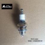China OREGON gasoline Chainsaw Spark Plug PR15Y With Shining Nickel L7T lawn mower spark plug wholesale