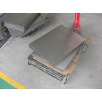 China Cutting Cold Rolling Titanium Plate Titanium Alloy Plate For Chemical Equipment wholesale