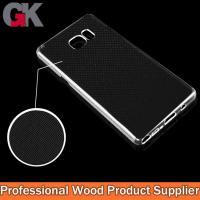 China Transparent PC case for Samsung Note 7, Hard PC Case for Note 7 on sale