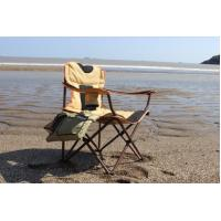 Quality Polyester Outdoor Folding Chair , Vehicle Camping Accessories for sale