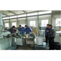 China Electrical Flexible Cable Protection Plastic Extrusion Line Cable Conduit CE ISO9001 wholesale