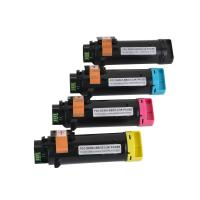 China Dell S2825cdn Yellow / Black Compatible Laser Toner Cartridge With 4 Packs wholesale