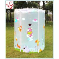 China Comfortable Baby Inflatable Swimming Pools White For Outdoor Use wholesale