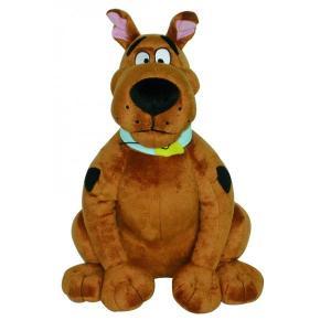 China Promotional Cartoon Plush Toys scooby doo Stuffed , Sitting Pose wholesale