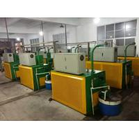China Intermediate Fine Aluminium Wire Drawing Machine With Annealer , CE ISO SGS wholesale