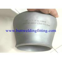 China A403 WP347 / WP904L Stainless Steel Reducer Eccentric / Cocentric SCH80S SCH40S ASME B16.9 wholesale
