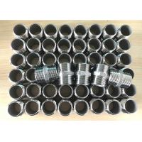 """Buy cheap 1"""" inch 304, 316 material stainless steel bsp, bspt, npt threaded casting from wholesalers"""