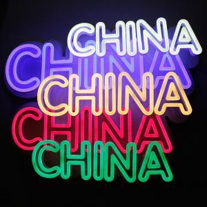 China 3oz FPC LED Neon Signs Excellent Lumen Maintenance Low Powder Consumption wholesale