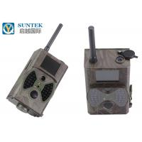 China 1.0 Second Trigger Night Vision Hunting Thermal Trail Camera Water Resistant wholesale