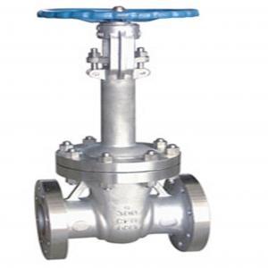China Steam Cast Steel Gate valve  410-SS Trim  API 6D / ANSI 16.5 B wholesale