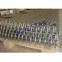Buy cheap 304 / 316 Stainless Steel Mining Screen Mesh Light & Heavy Type For Filter / from wholesalers